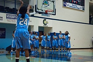 State Fair Community College Lady Roadrunners Skill Challenge