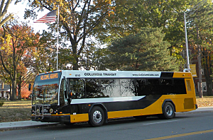 Columbia transit
