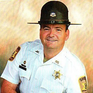 Johnson County Sheriff Chuck Heiss
