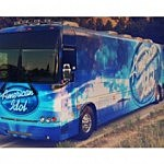 American Idol Bus Tour