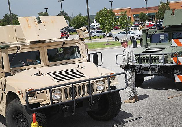 Missouri National Guard Military Police