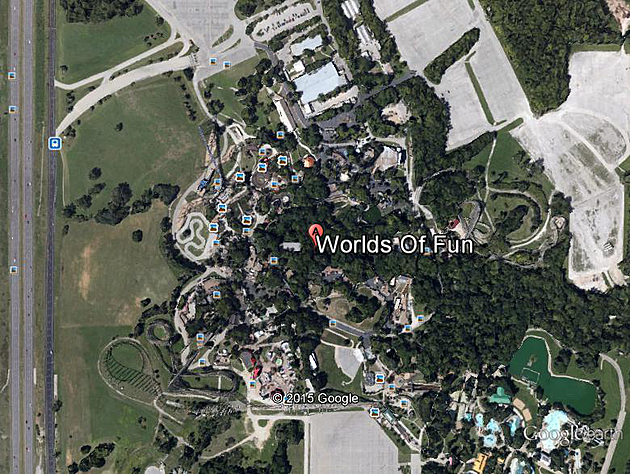 Worlds of Fun - Kansas City, Missouri