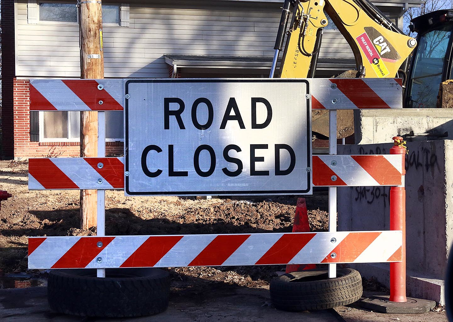 Sedalia Street Maintenance and Road Closures; Oct. 17-20