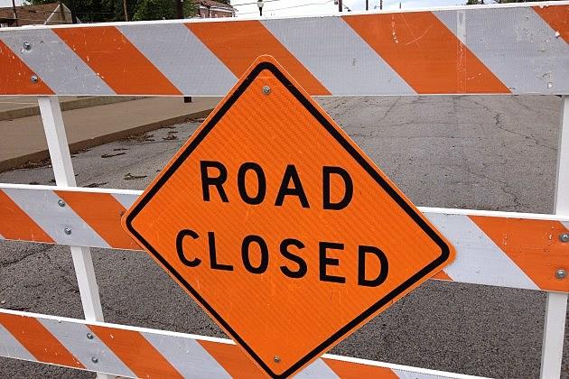 Road-Closed