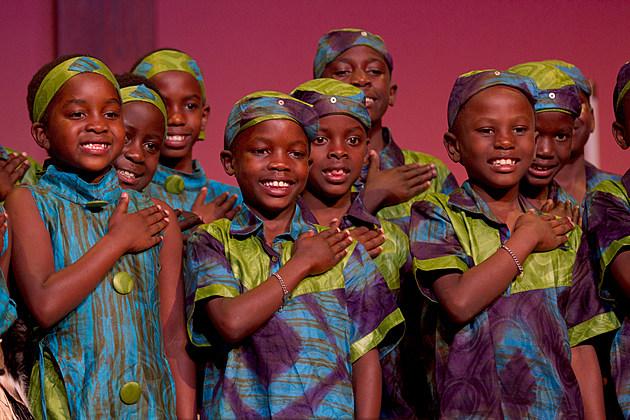 African Children's Choir - MFL