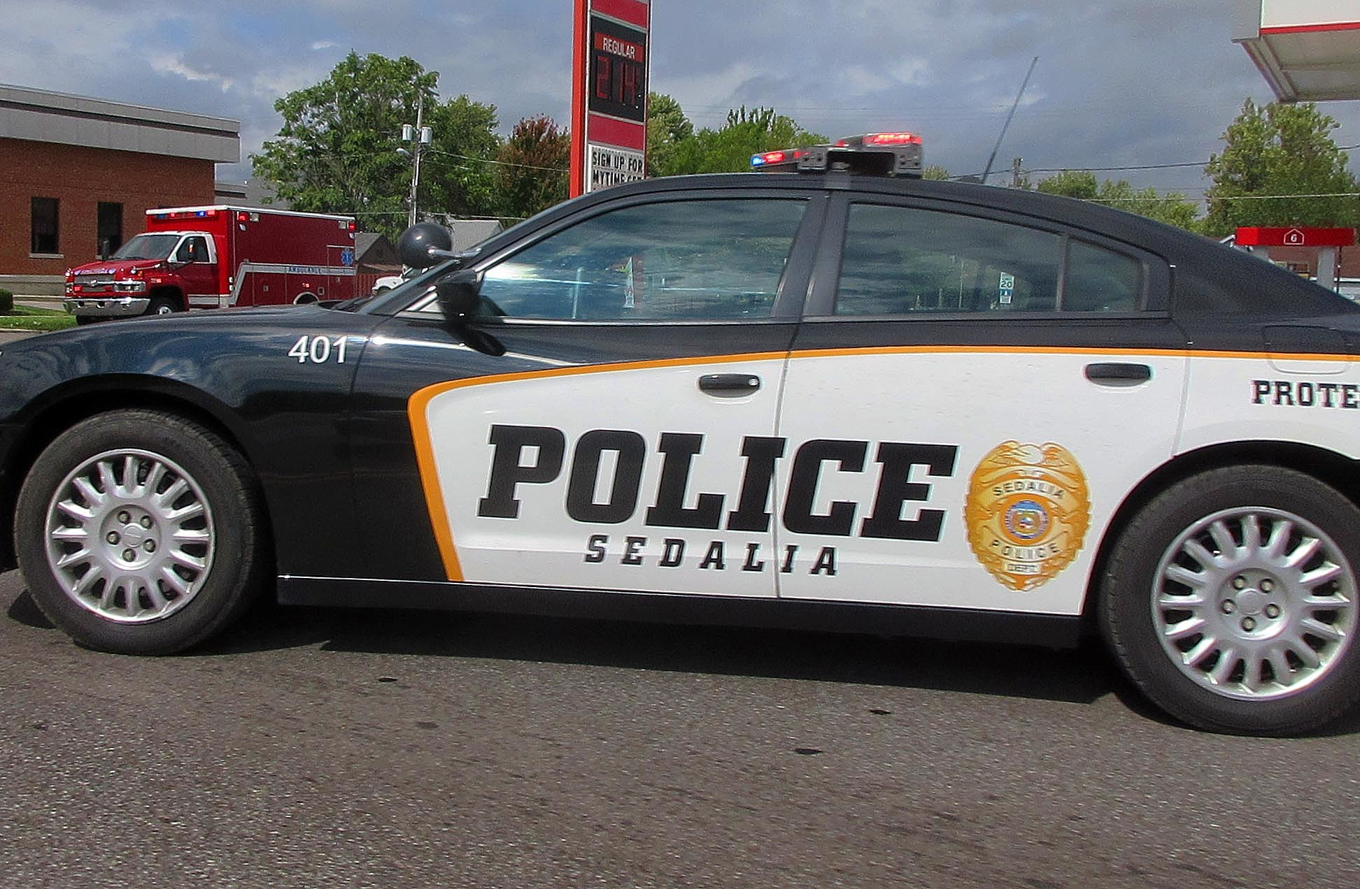 Sedalia Police Crime Reports for October 13, 2017