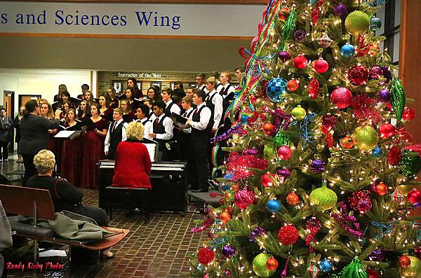 SFCC to Sponsor 'Jingle on the Green' November 30