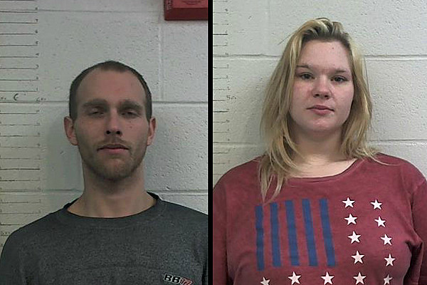 Two Greenridge Residents Arrested on Theft Drug Charges