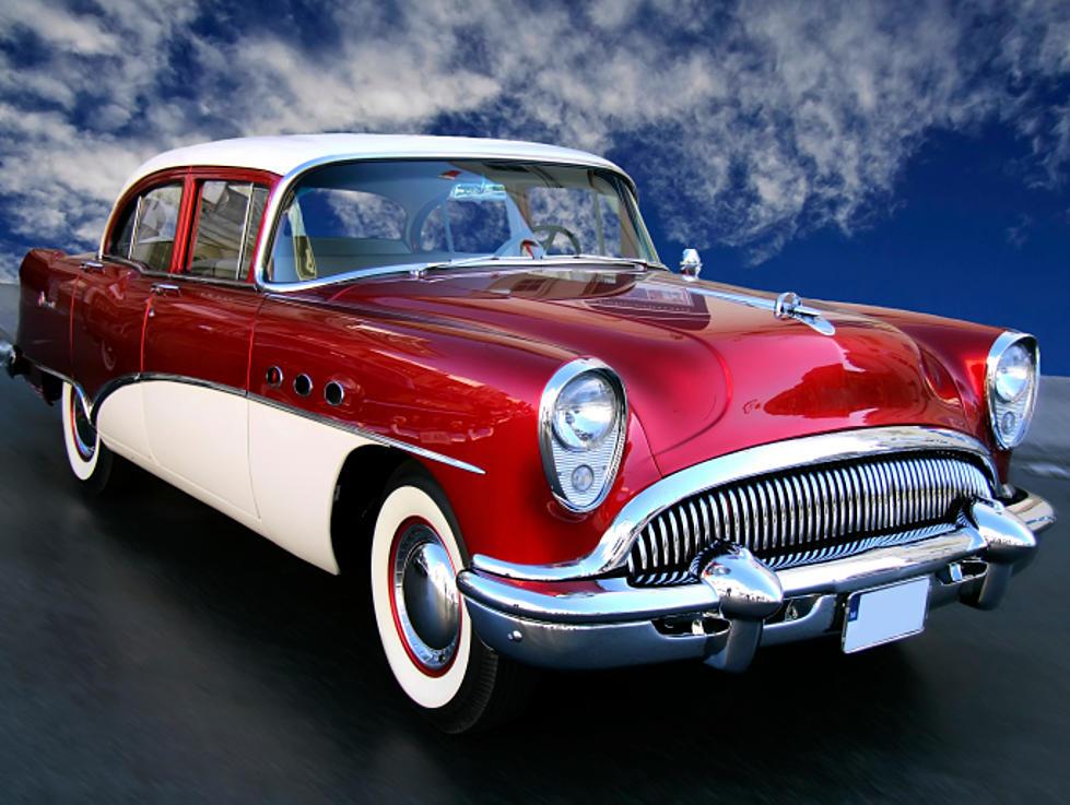 Classic Car Show To Benefit United Way - Car show sedalia mo