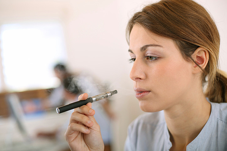 Vaping twice better for quitting smoking than patches, gum